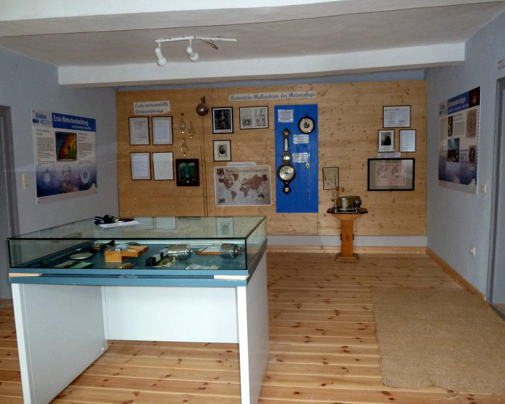 Wettermuseum Raum