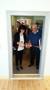 Eröffnung Wettermuseum