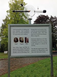 Geschichte Emil Gundelach, Gehlberg